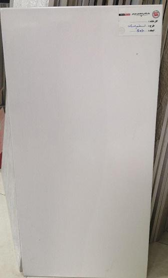 سفید ساده پشت کابینتی 30*60