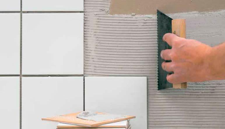 چسب خمیری برای دیوار